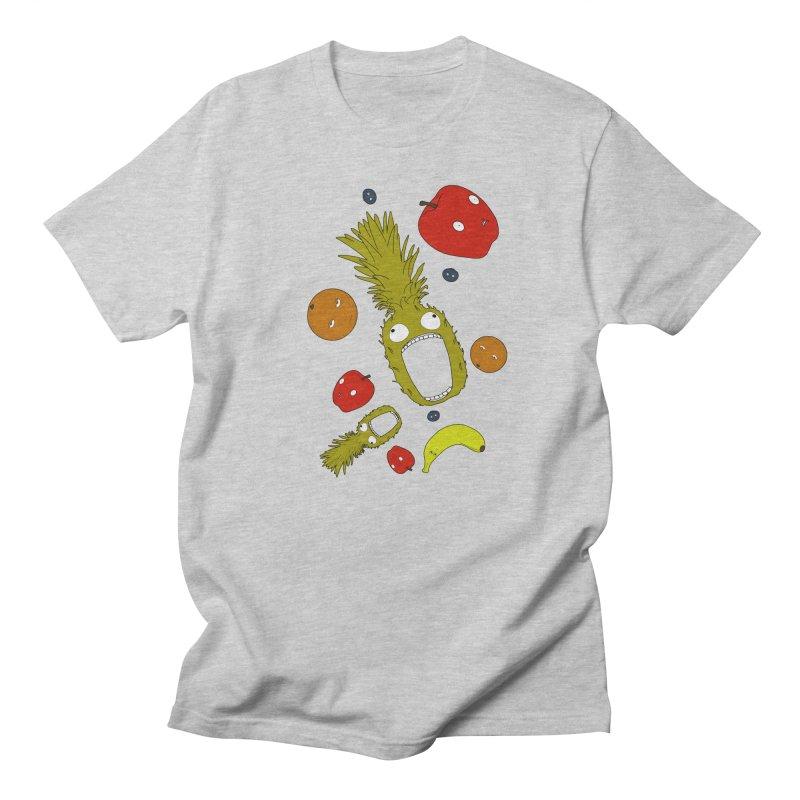 Falling Fruit Women's Regular Unisex T-Shirt by KAUFYSHOP