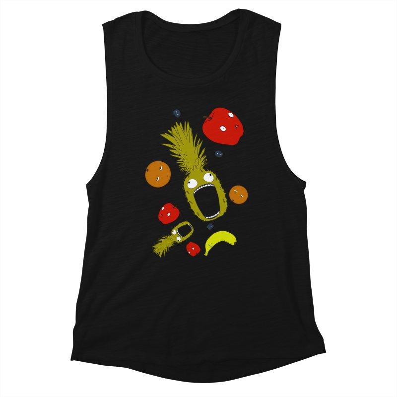 Falling Fruit Women's Tank by KAUFYSHOP