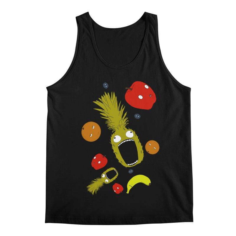 Falling Fruit Men's Regular Tank by KAUFYSHOP