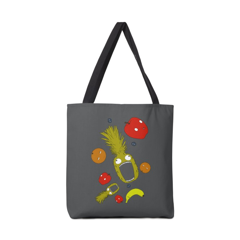 Falling Fruit Accessories Bag by KAUFYSHOP