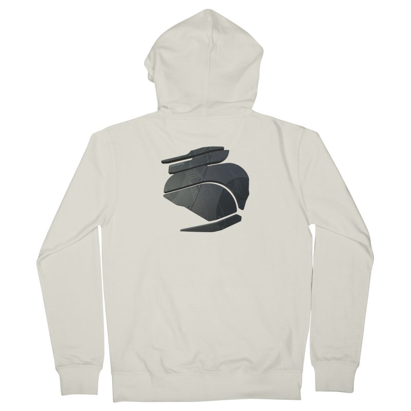 Graphic Design 03 Women's Zip-Up Hoody by KAUFYSHOP