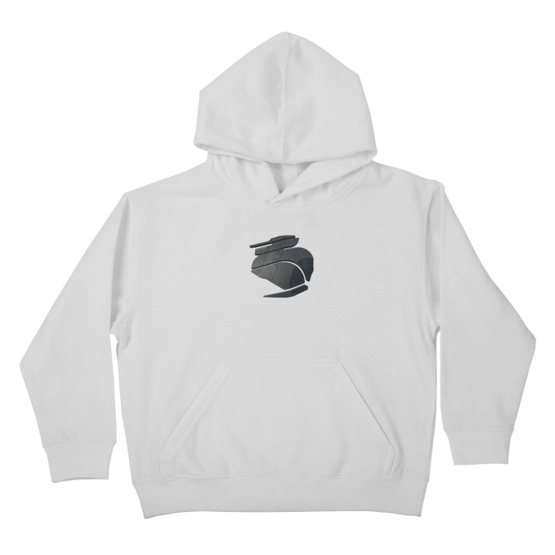 Graphic Design 03 Kids Pullover Hoody by KAUFYSHOP