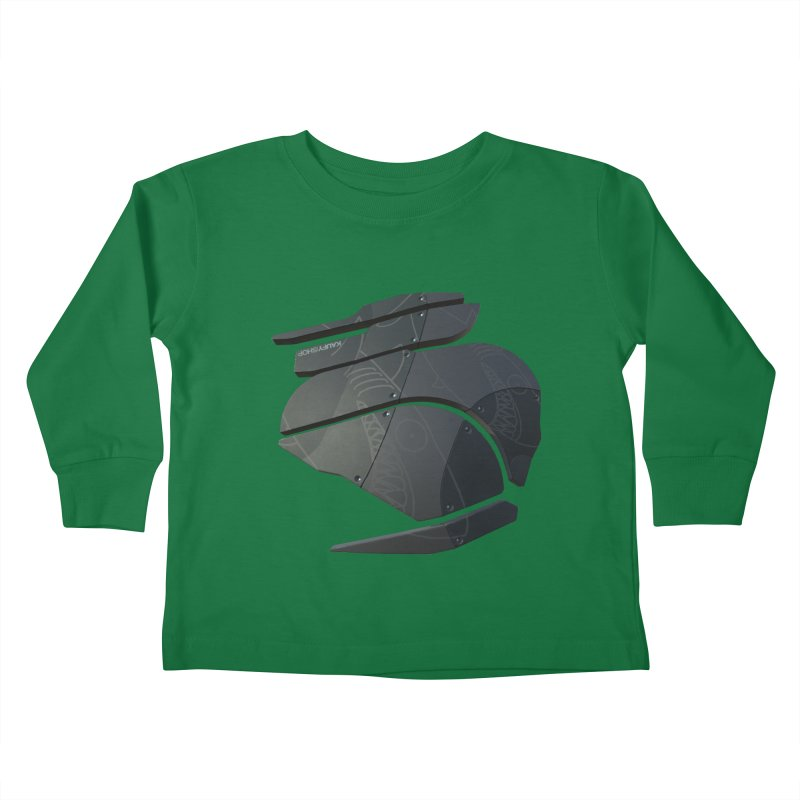 Graphic Design 03 Kids Toddler Longsleeve T-Shirt by KAUFYSHOP