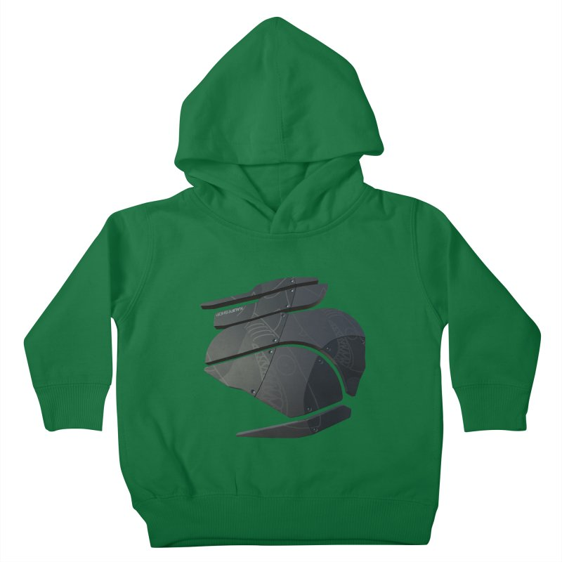 Graphic Design 03 Kids Toddler Pullover Hoody by KAUFYSHOP
