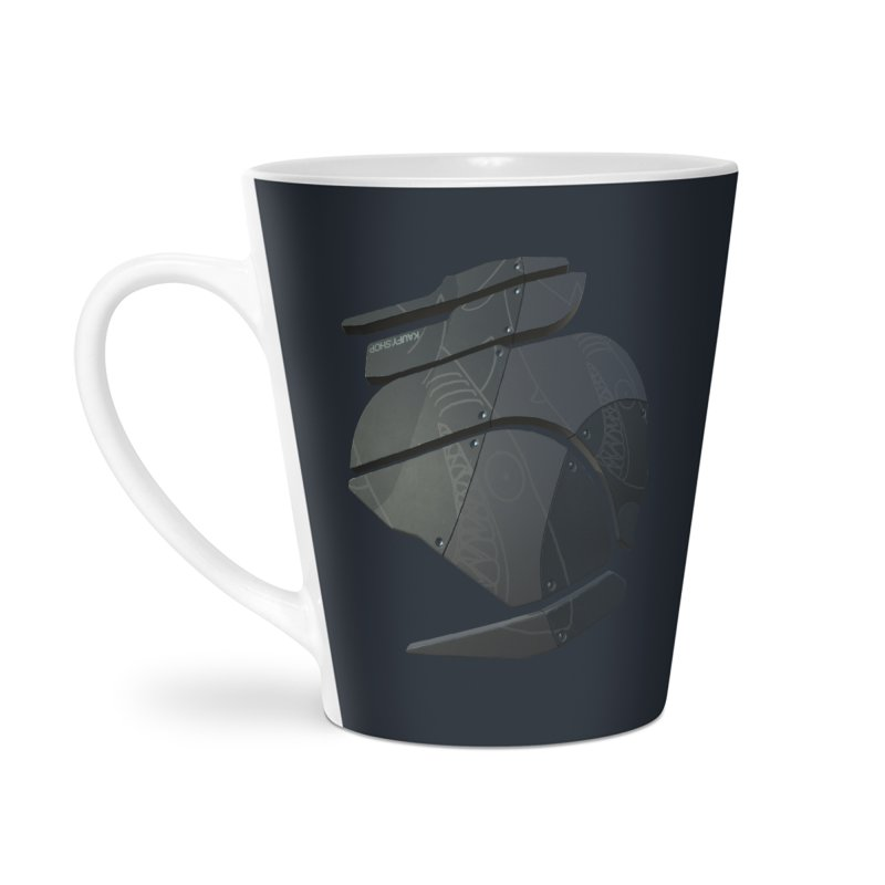 Graphic Design 03 Accessories Latte Mug by KAUFYSHOP