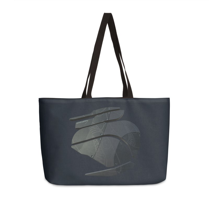 Graphic Design 03 Accessories Weekender Bag Bag by KAUFYSHOP