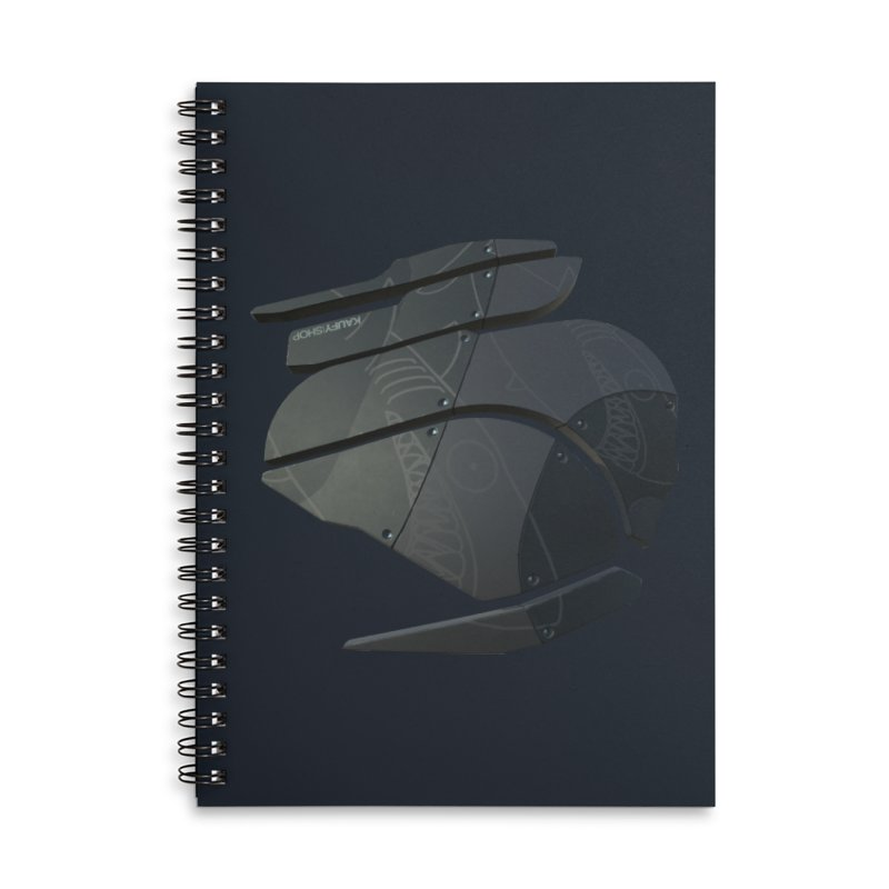 Graphic Design 03 Accessories Notebook by KAUFYSHOP