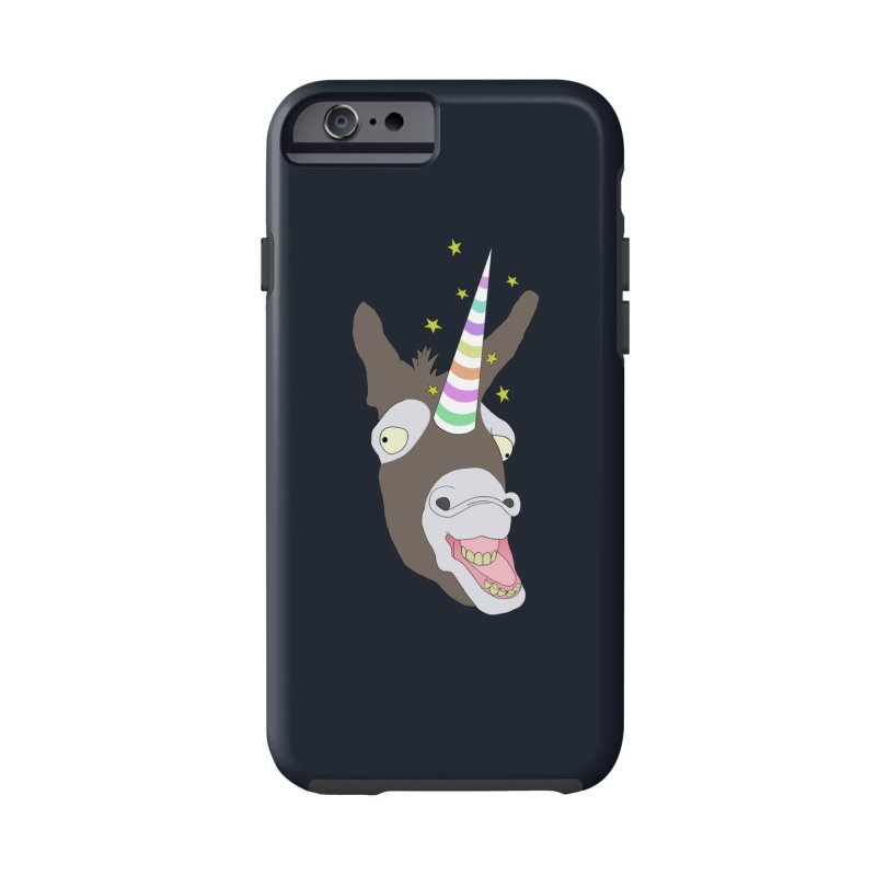 The Unicorn Accessories Phone Case by KAUFYSHOP