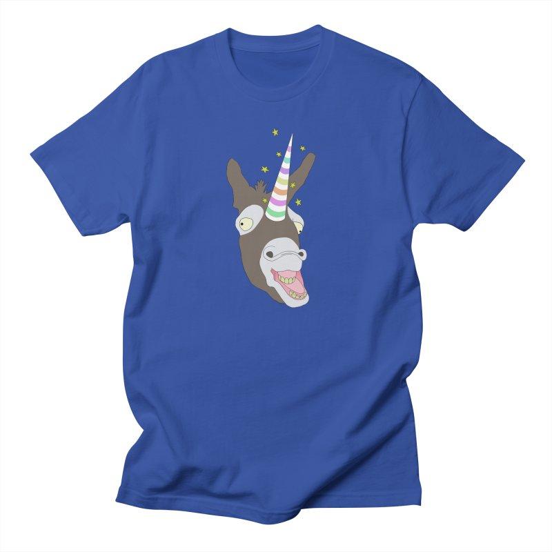 The Unicorn Men's T-Shirt by KAUFYSHOP