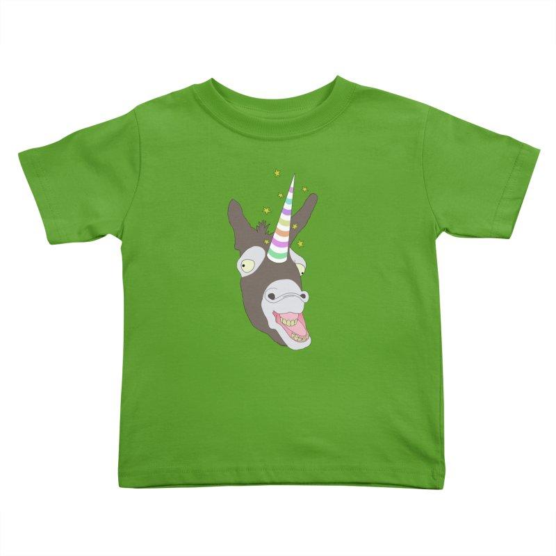 The Unicorn Kids Toddler T-Shirt by KAUFYSHOP
