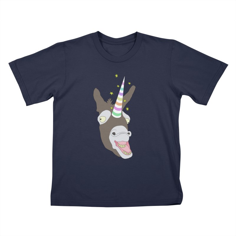 The Unicorn Kids T-Shirt by KAUFYSHOP