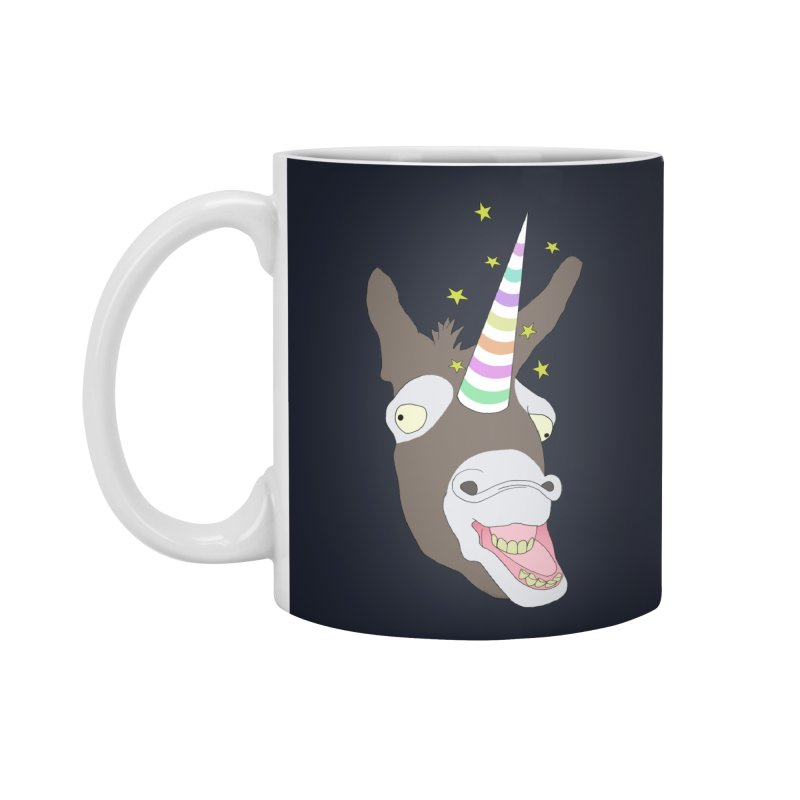 The Unicorn Accessories Standard Mug by KAUFYSHOP