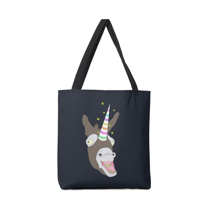The Unicorn Accessories Tote Bag Bag by KAUFYSHOP