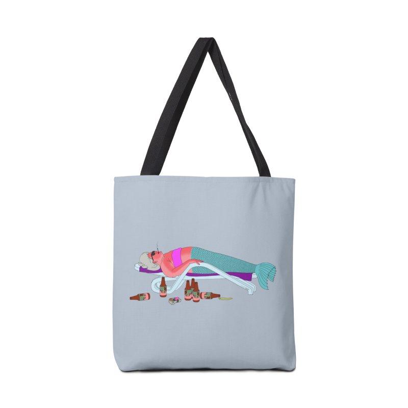 Mermaid Life Accessories Bag by KAUFYSHOP