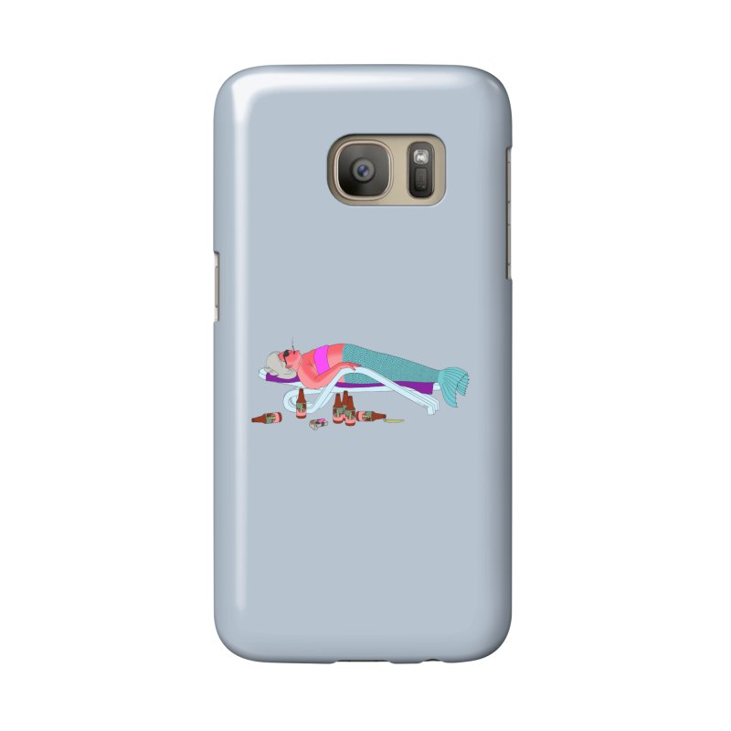 Mermaid Life Accessories Phone Case by KAUFYSHOP