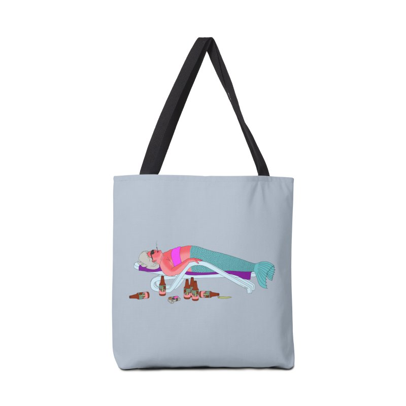 Mermaid Life Accessories Bag by KAUFYSHOP