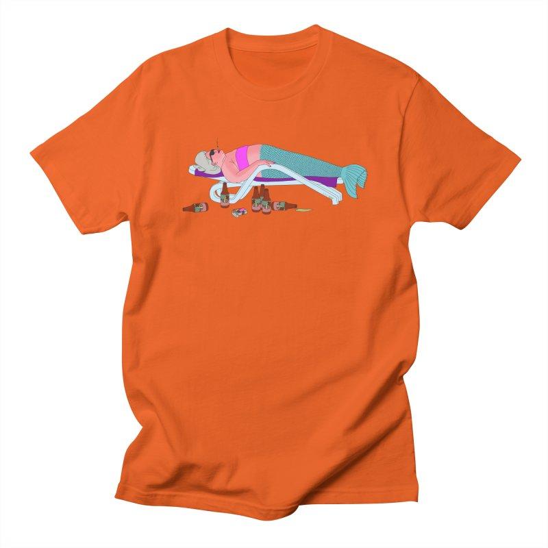 Mermaid Life Men's T-Shirt by KAUFYSHOP