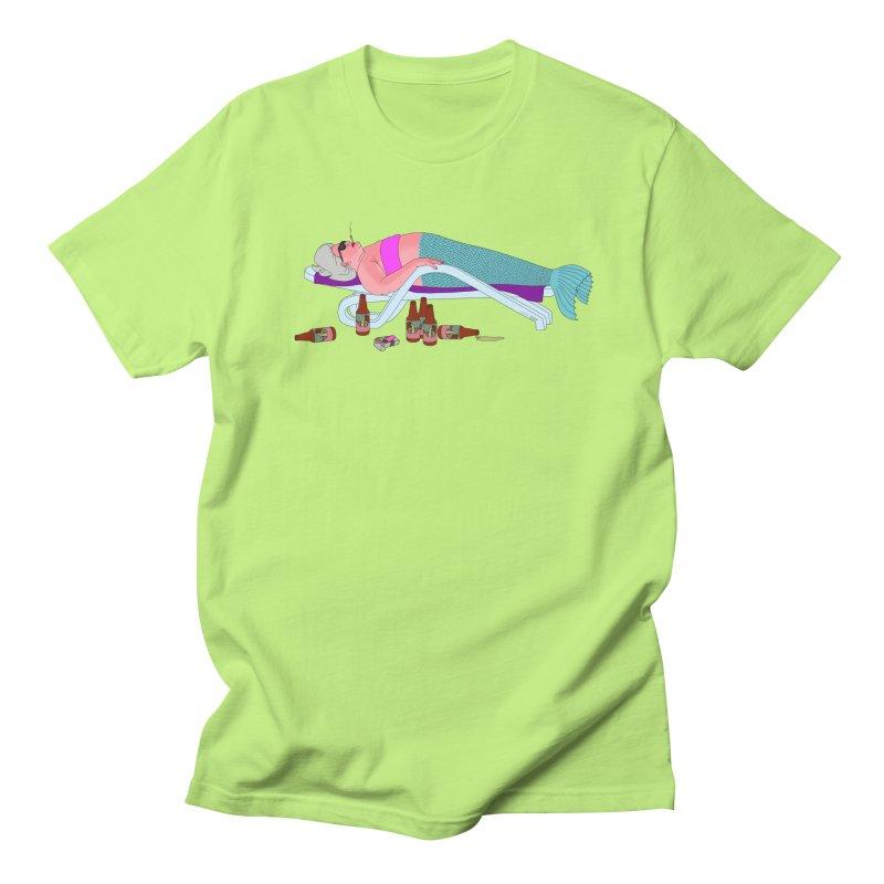 Mermaid Life Men's Regular T-Shirt by KAUFYSHOP