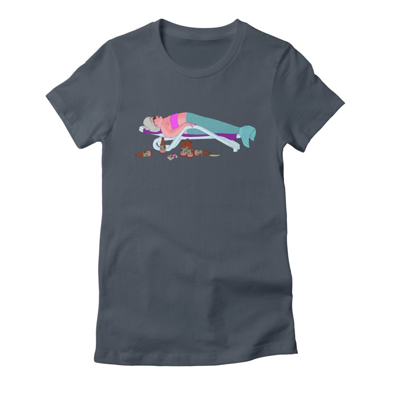 Mermaid Life Women's T-Shirt by KAUFYSHOP