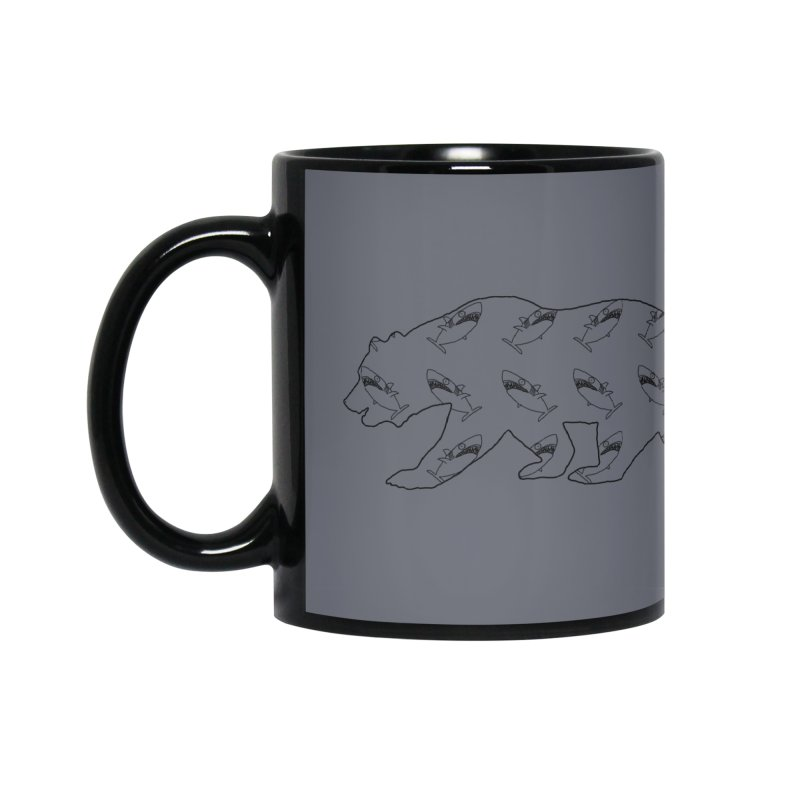California Sharks Accessories Mug by KAUFYSHOP