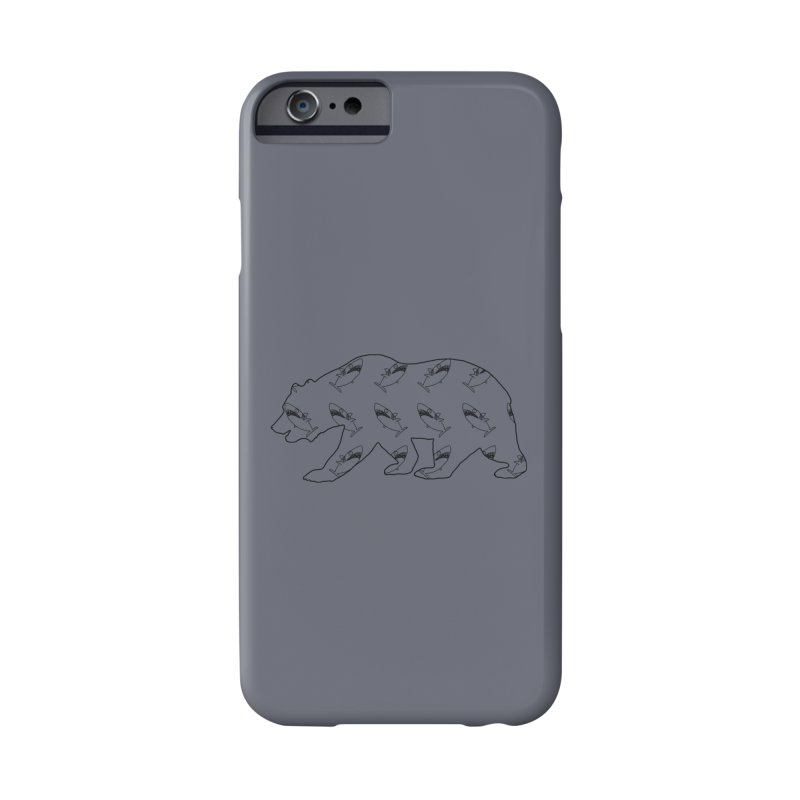 California Sharks Accessories Phone Case by KAUFYSHOP
