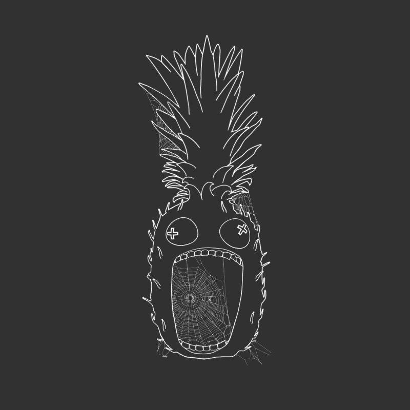 Haunted Pineapple by KAUFYSHOP
