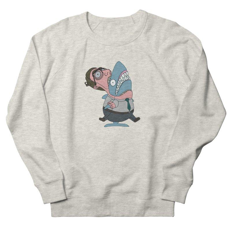 Man Shark Women's Sweatshirt by KAUFYSHOP