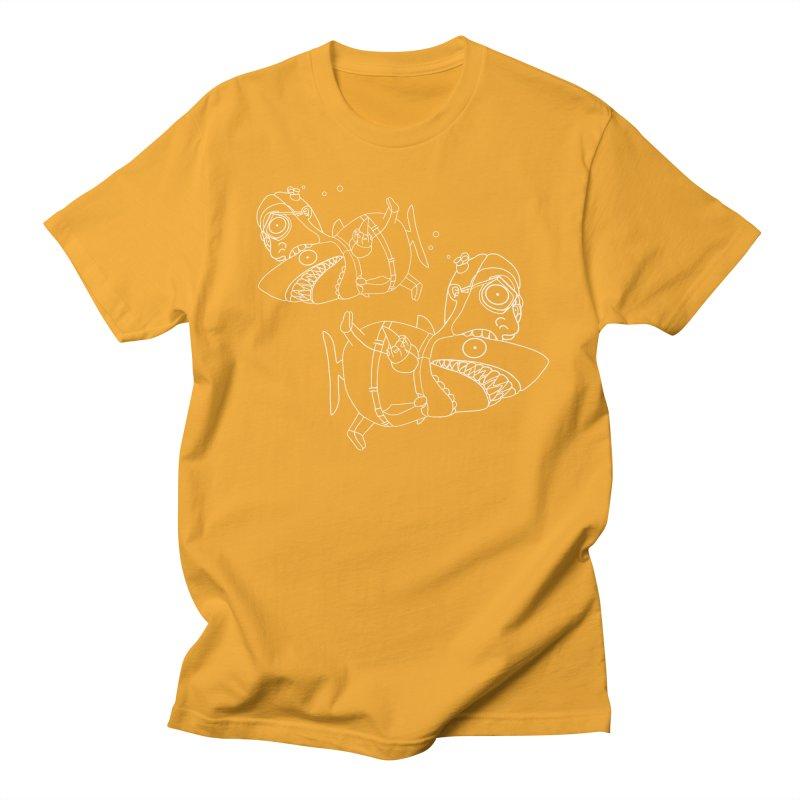 Man Sharks Men's T-Shirt by KAUFYSHOP