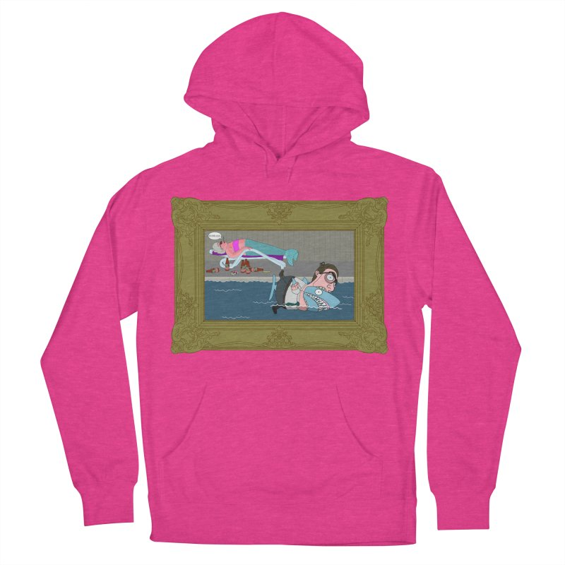 Home Life Women's French Terry Pullover Hoody by KAUFYSHOP