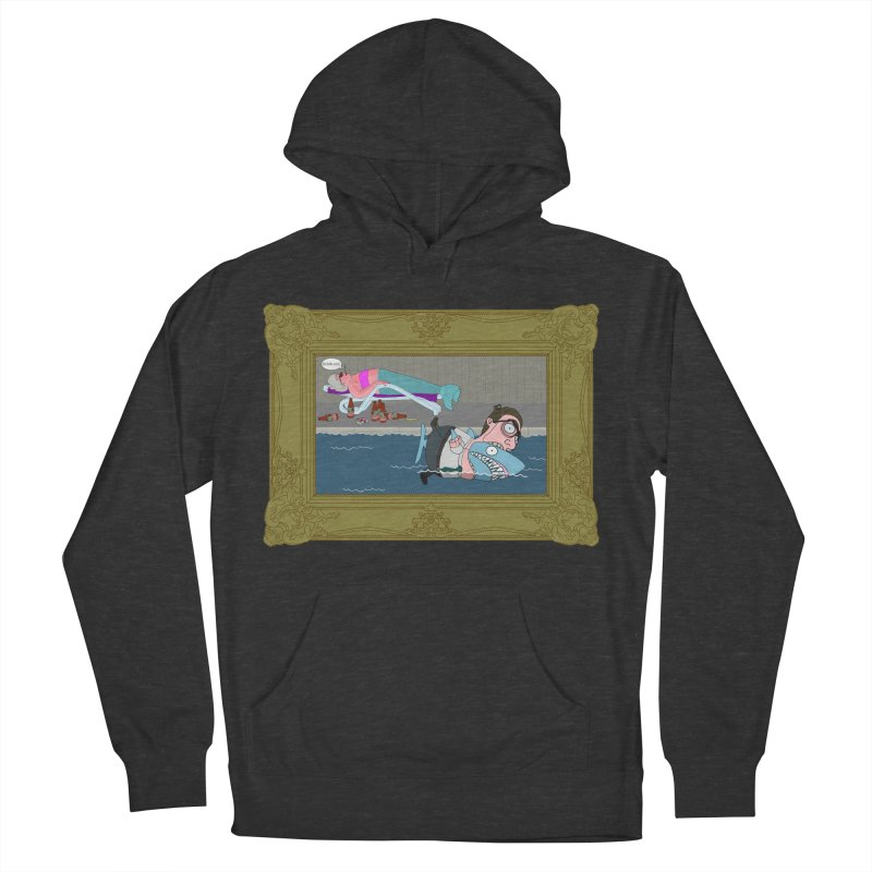 Home Life Men's French Terry Pullover Hoody by KAUFYSHOP