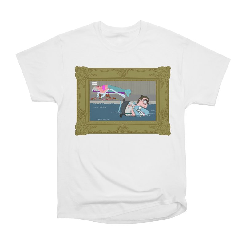 Home Life Men's Heavyweight T-Shirt by KAUFYSHOP
