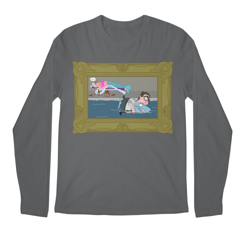 Home Life Men's Longsleeve T-Shirt by KAUFYSHOP