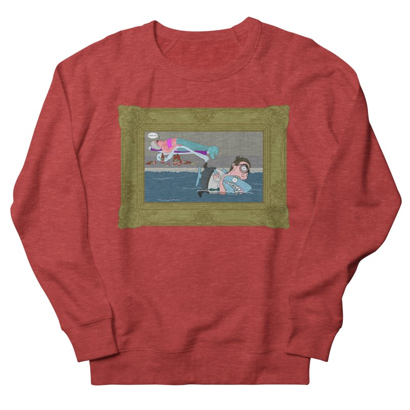 Home Life Men's French Terry Sweatshirt by KAUFYSHOP