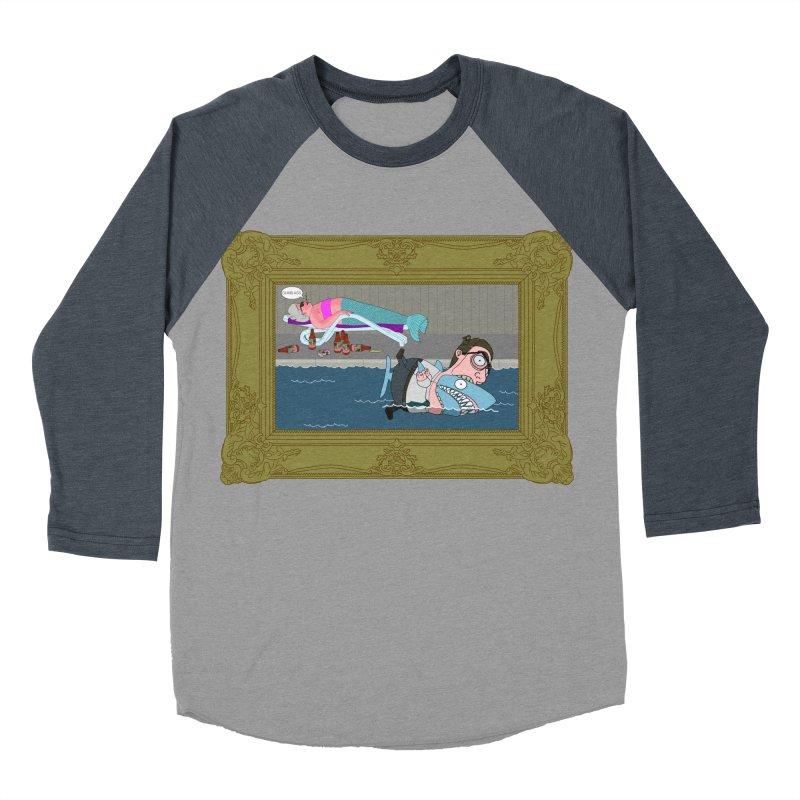 Home Life Women's Baseball Triblend Longsleeve T-Shirt by KAUFYSHOP