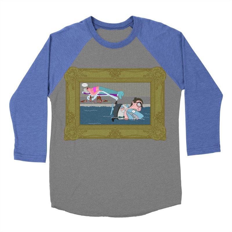 Home Life Men's Baseball Triblend Longsleeve T-Shirt by KAUFYSHOP