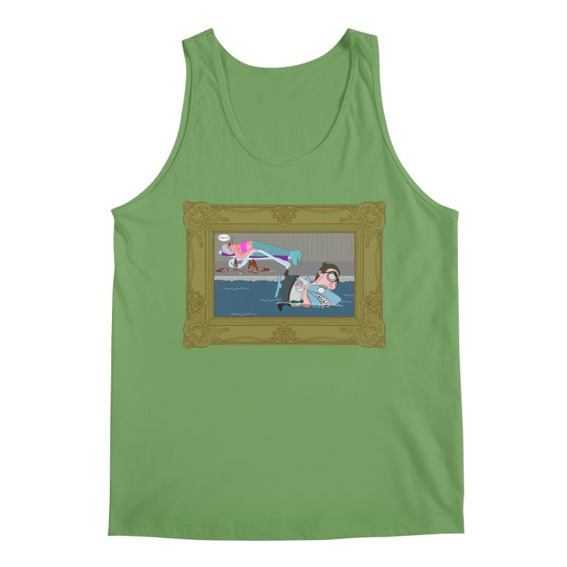 Home Life Men's Tank by KAUFYSHOP