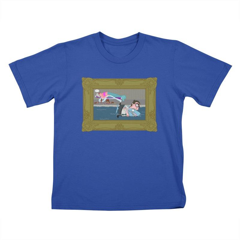 Home Life Kids T-Shirt by KAUFYSHOP