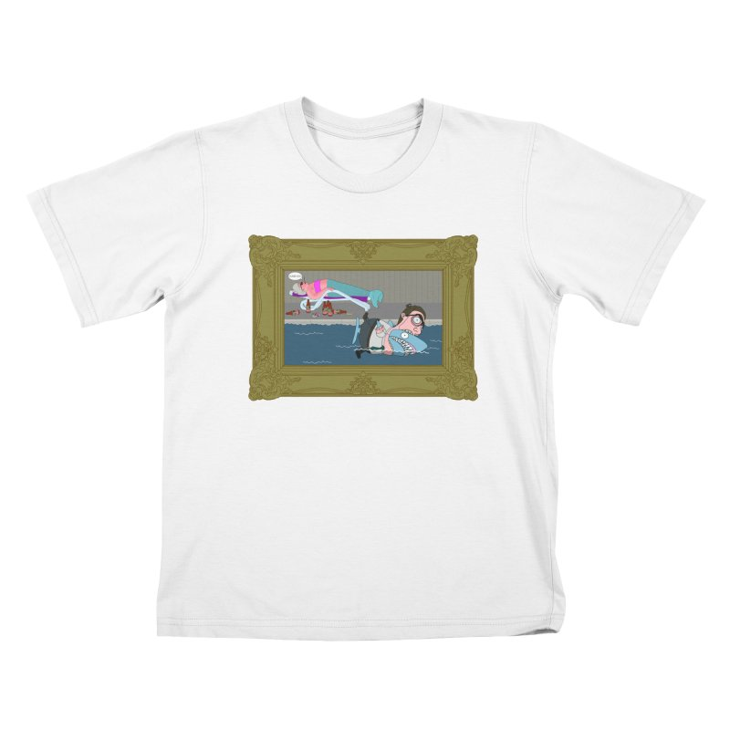 Home Life Kids T-Shirt by KAUFYSHOP
