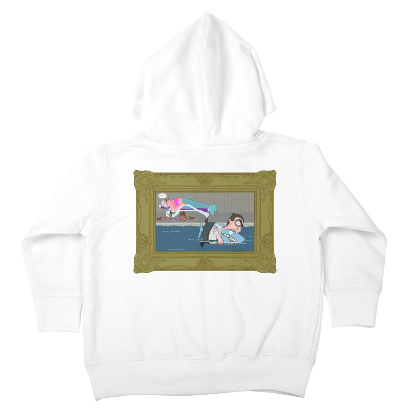 Home Life Kids Toddler Zip-Up Hoody by KAUFYSHOP