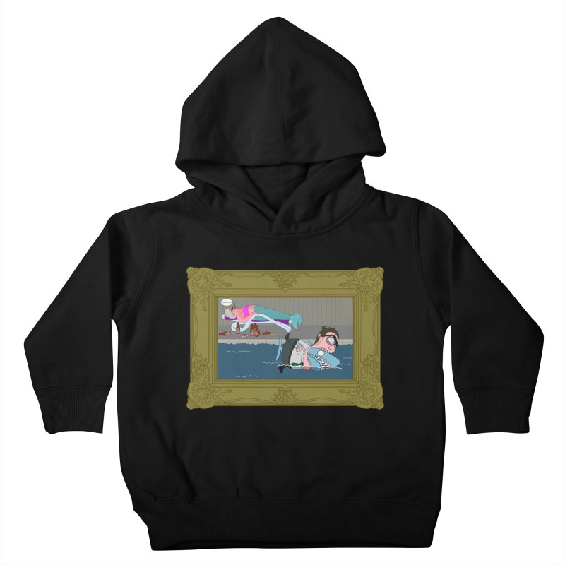 Home Life Kids Toddler Pullover Hoody by KAUFYSHOP