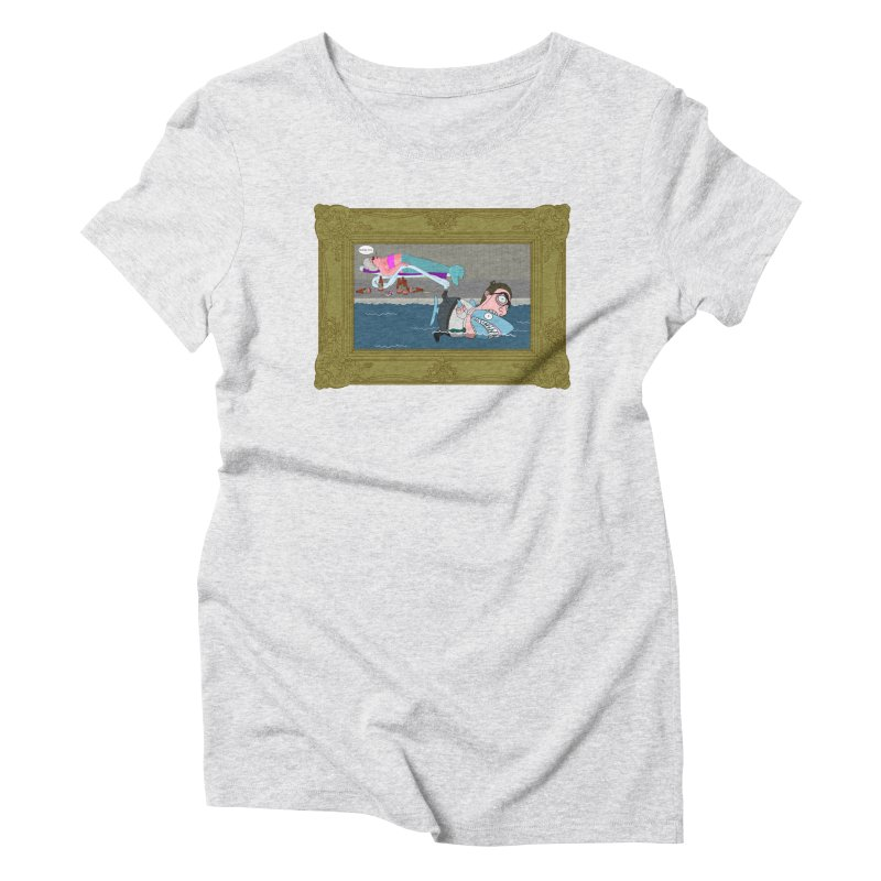 Home Life Women's T-Shirt by KAUFYSHOP