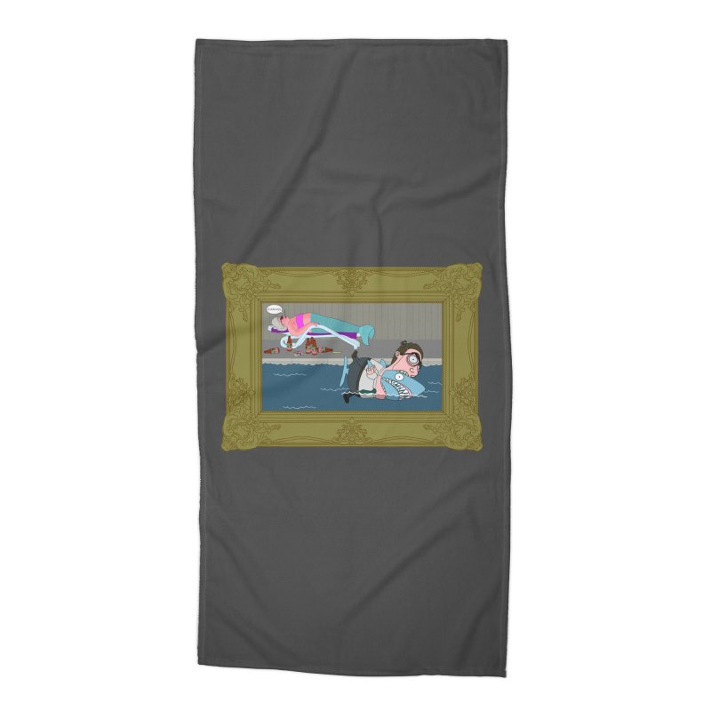 Home Life Accessories Beach Towel by KAUFYSHOP
