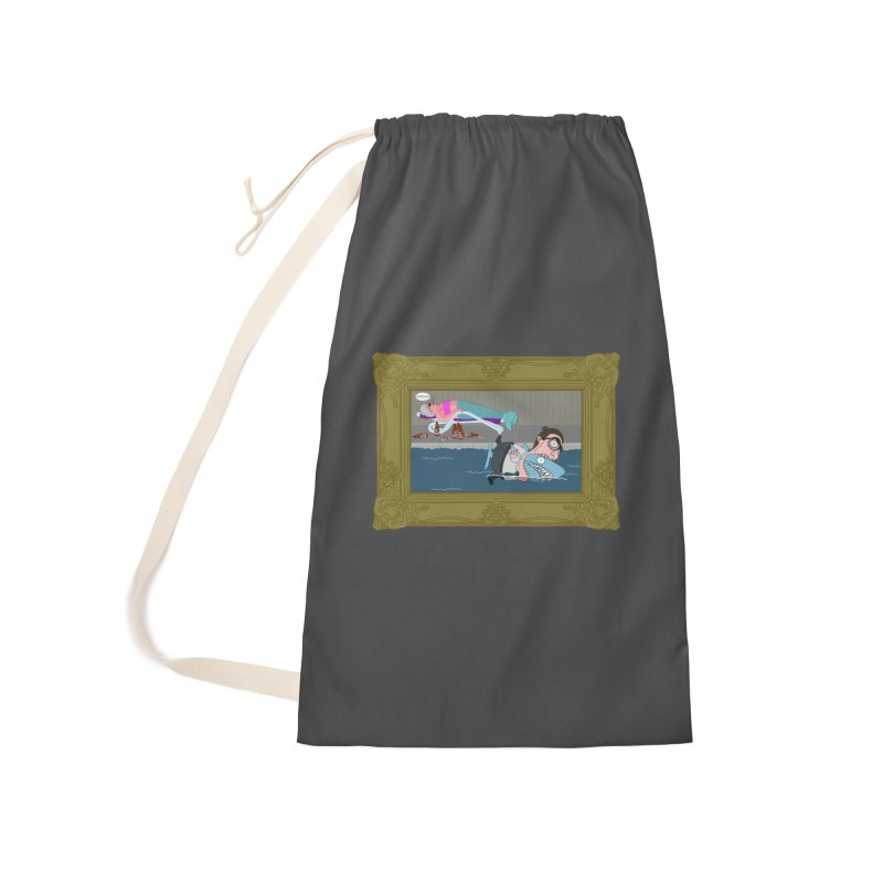 Home Life Accessories Laundry Bag Bag by KAUFYSHOP