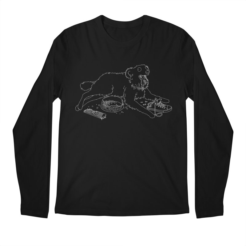 Gonzo Men's Regular Longsleeve T-Shirt by KAUFYSHOP
