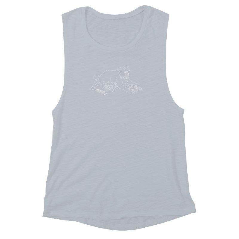 Gonzo Women's Muscle Tank by KAUFYSHOP