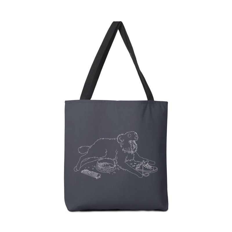 Gonzo Accessories Tote Bag Bag by KAUFYSHOP