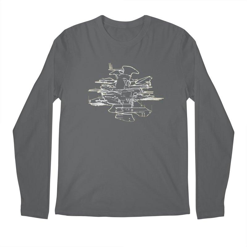 Design 07 Men's Longsleeve T-Shirt by KAUFYSHOP