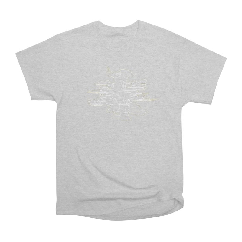 Design 07 Men's Heavyweight T-Shirt by KAUFYSHOP
