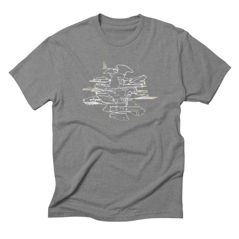 Design 07 Men's Triblend T-Shirt by KAUFYSHOP