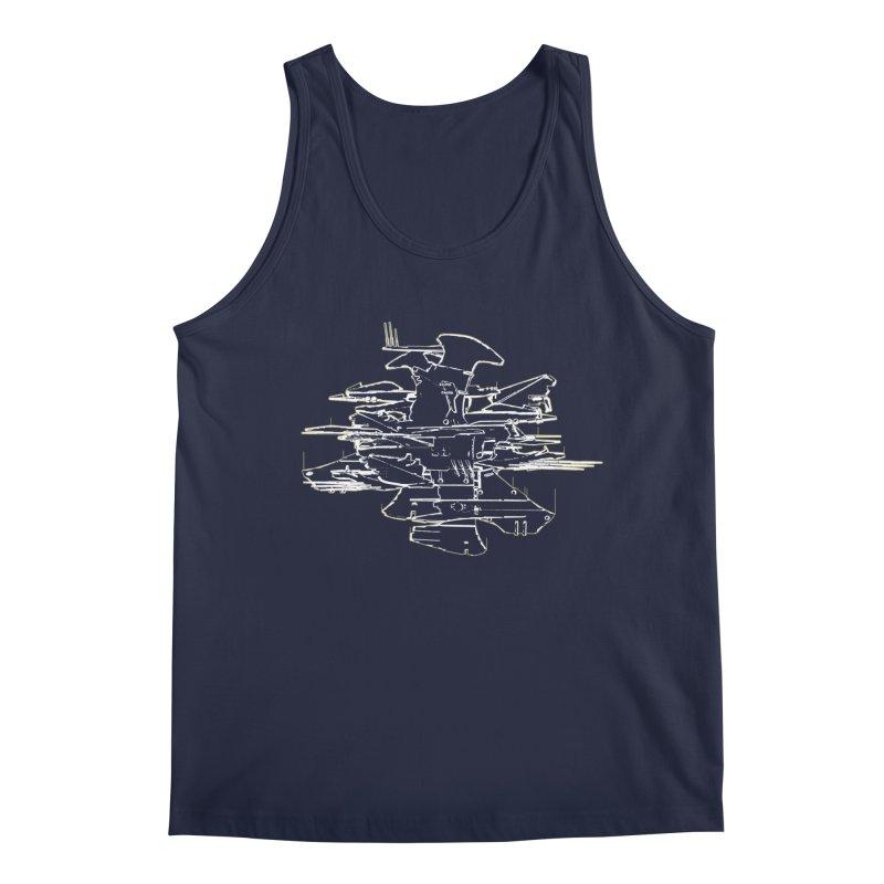 Design 07 Men's Regular Tank by KAUFYSHOP